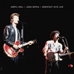 Daryl Hall and John Oates - Greatest Hits Live - MP3 Download