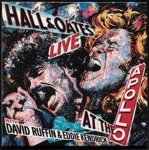 Daryl Hall and John Oates - Live At The Apollo - MP3 Download