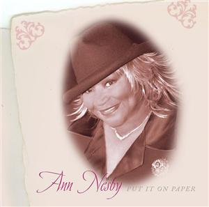 Ann Nesby - Put It On Paper - MP3 Download