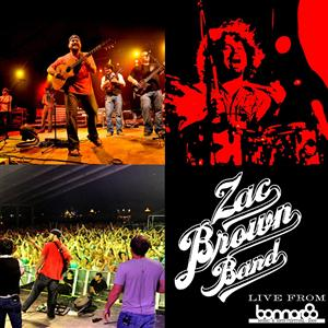 Zac Brown Band - Live From Bonnaroo - MP3 Download