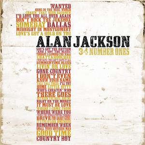 Alan Jackson - 34 Number Ones - MP3 Download