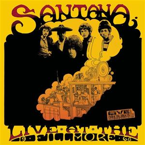 Santana - Live At The Fillmore - 1968 - MP3 Download