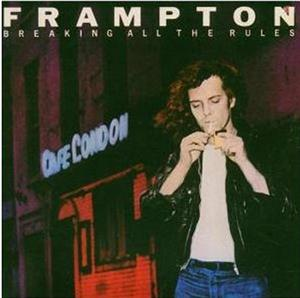 Peter Frampton - Breaking All The Rules - Digital Download