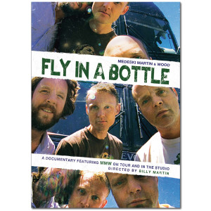 Medeski Martin & Wood - Fly in a Bottle DVD