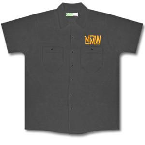 Medeski, Martin and Wood - Charcoal Work Shirt