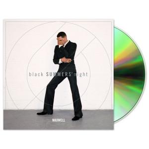 Maxwell blackSUMMERS'night CD