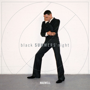 Maxwell blackSUMMERS'night Limited Edition Clear Vinyl LP