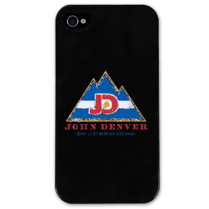 Rocky Mountain High Logo iPhone 4 Case