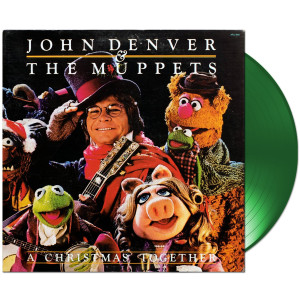 "John Denver and The Muppets ""A Christmas Together"" Vinyl"