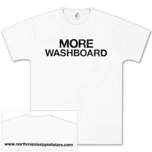 NMA More Washboard T-Shirt