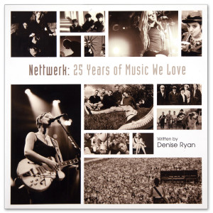 Nettwerk: 25 Years of Music We Love Book