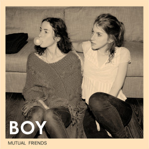 Boy - Mutual Friends CD