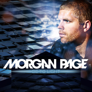 Morgan Page - DC to Light AUTOGRAPHED CD