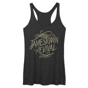 Jamestown Revival Logo Tank
