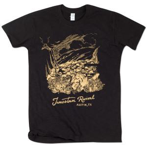 Jamestown Revival Austin, TX T-shirt