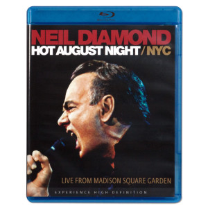 Hot August Night/NYC Blu-Ray