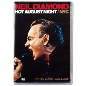 Hot August Night/NYC DVD