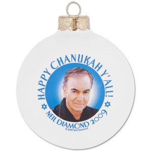 2009 Happy Chanukah Y'all! Collectible Ornament