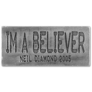 I'm a Believer 2005 Pin