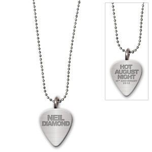 Hot August Night 40th Anniversary Necklace