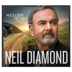 Neil Diamond Melody Road Tour Merchandise