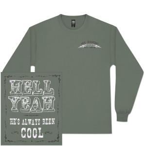 World Tour Live '05 Hell Yeah Long Sleeve T-Shirt