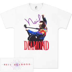 '93 American Tour White T-Shirt