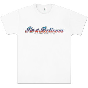 Believer Neil Diamond in Concert Live 2005 Women's T-Shirt