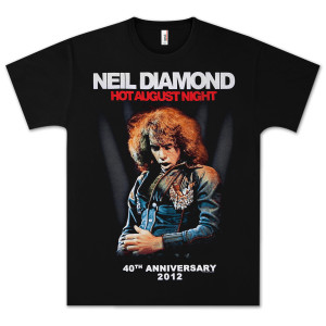 Hot Summer Night T-Shirt