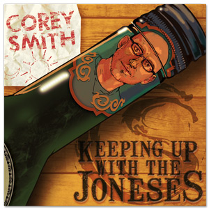 Corey Smith - Keeping Up with the Joneses - Digital Download
