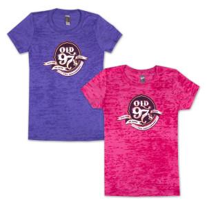 Old 97s 15th Anniversary Branding Iron Women's T-Shirt