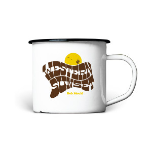 Sunshine Rock Enamel Mug