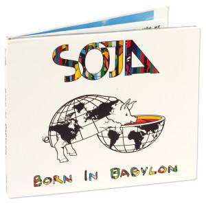 SOJA - Born In Babylon CD
