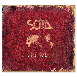SOJA - Get Wiser Reissue CD
