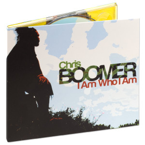 Chris Boomer - I Am Who I Am CD