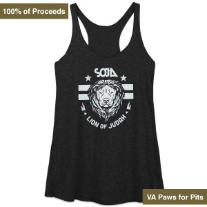 Lion of Judah Tank
