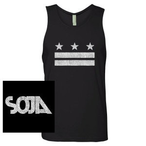 Men's Stars and Stripes Tank