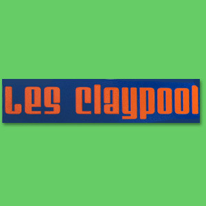 Les Claypool Logo Sticker