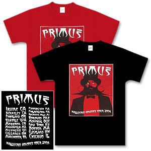 Primus Mustache Man T-Shirt