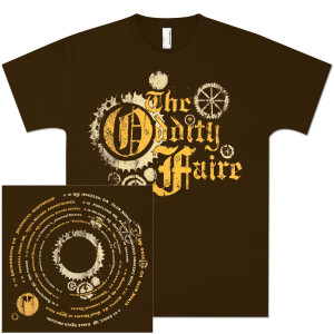 Primus - The Oddity Faire 2010 Tour Tee