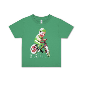 Primus Green Naugahyde Toddler T-shirt