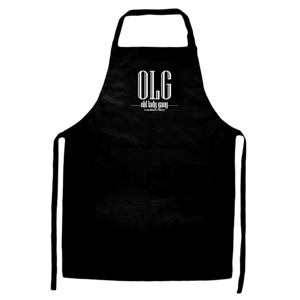 OLG Apron [Black]