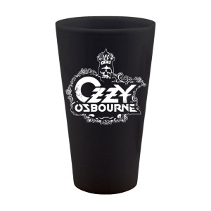 Ozzy Pint Glass