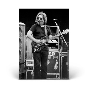 Jerry Garcia - Palo Alto, CA October 1982