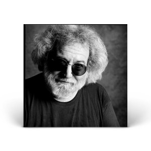 Jerry Garcia with Black Shades - Mill Valley, CA 1993