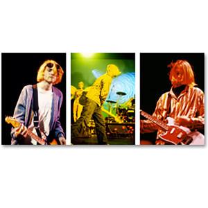 Kurt Cobain w/ Nirvana