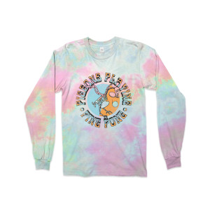 Pigeon Skull Pastel Long Sleeve T-shirt