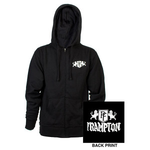 Peter Frampton Zip Up Hoody