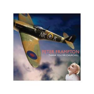"""Peter Frampton """"Thank you Mr Churchill"""" CD"""