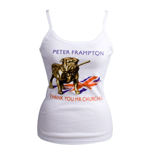 Bulldog Women's Tank Top